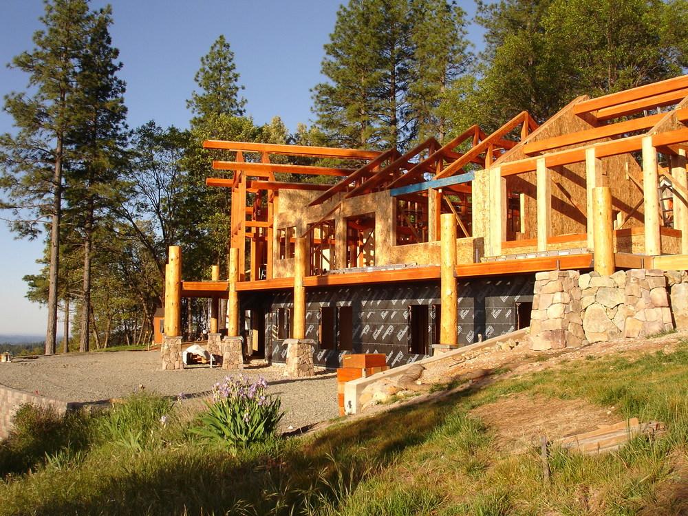 Grass Valley Timber Frame