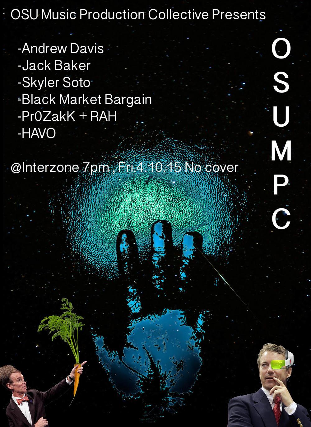 Interzone OSUMPC Jack Baker