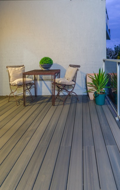 Composite Decking Sydney Residential