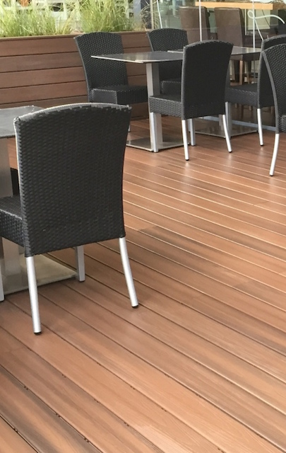 Composite Decking Sydney Commercial