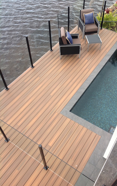 Composite Decking Sydney Hospitality