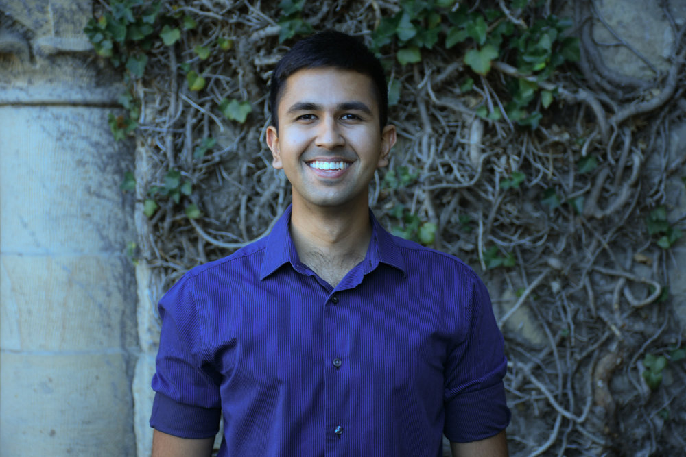 SURAJ BULCHAND | Director of Stanford Consulting