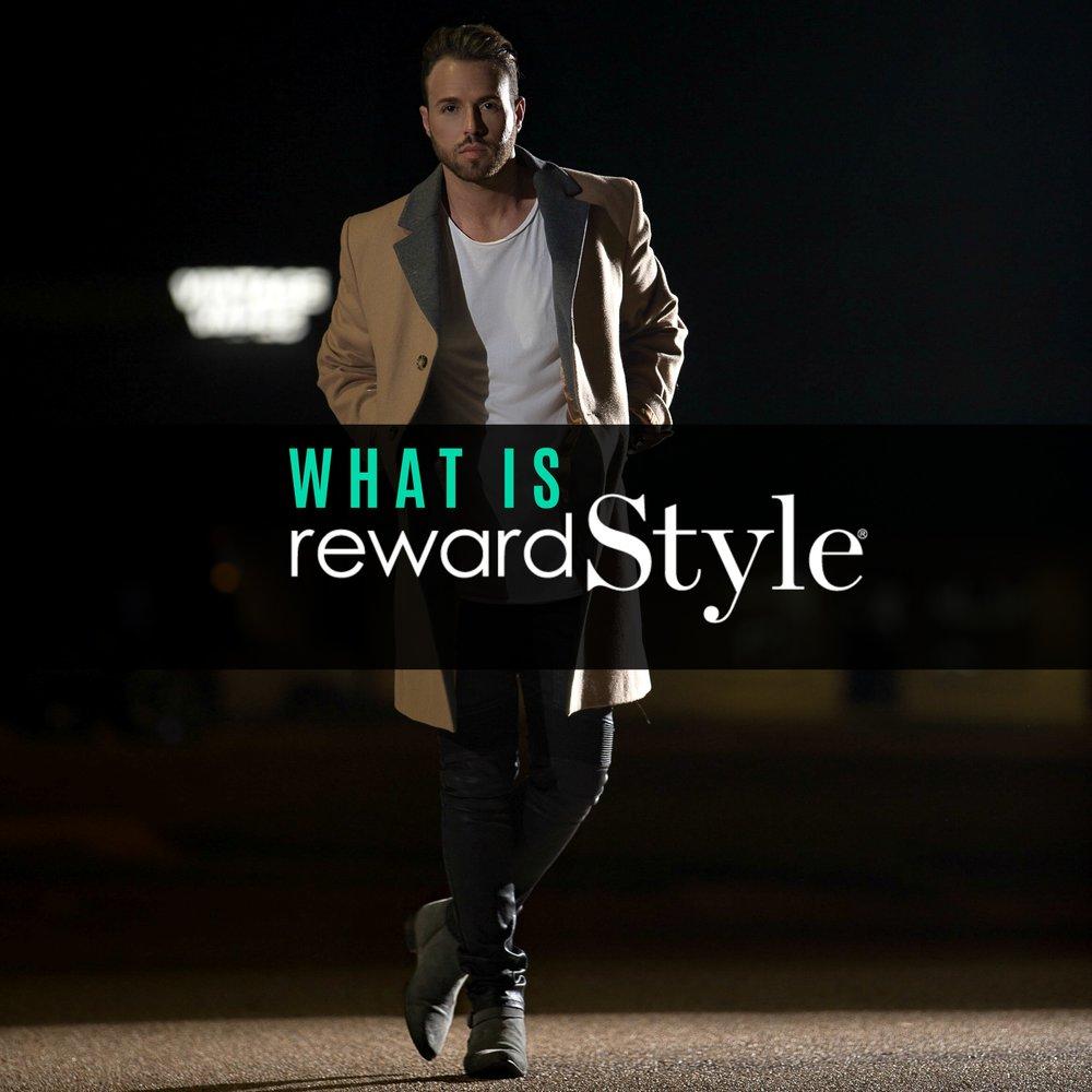 Chance Okonski rewardStyle Influencer