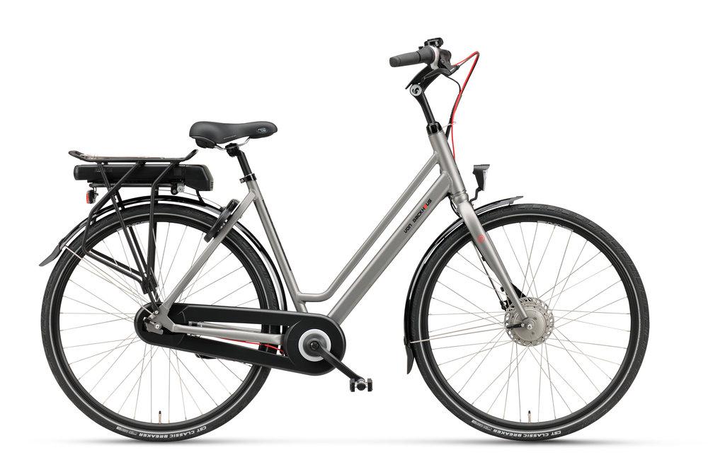 Von Backhaus Cykel / Elcykel / Herrecykel - Damecykel - Unisex Cykel / Mainstream 2017