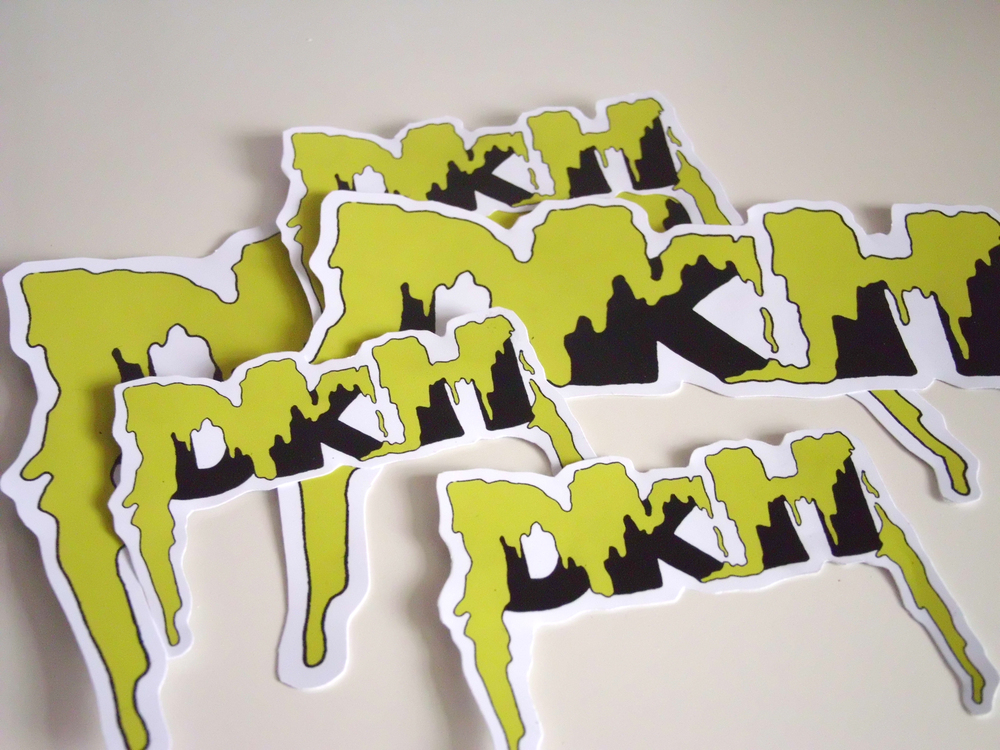 DKH Stickers