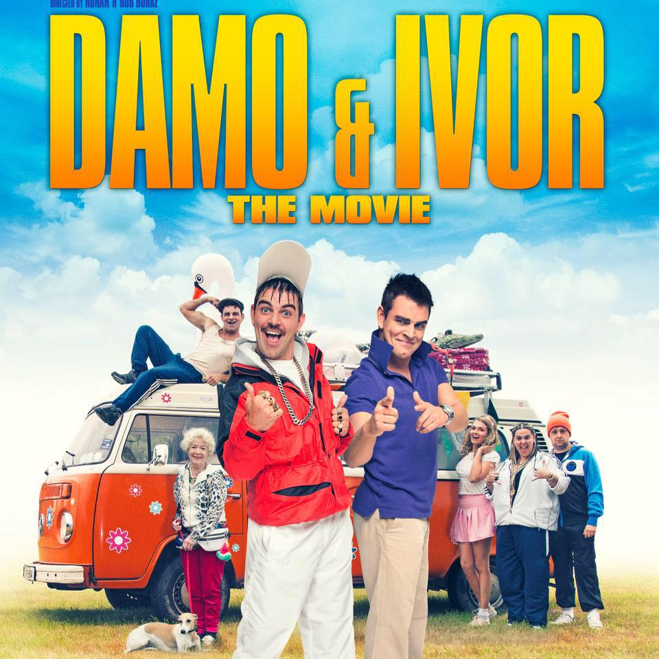 DAMO & IVOR -THE MOVE