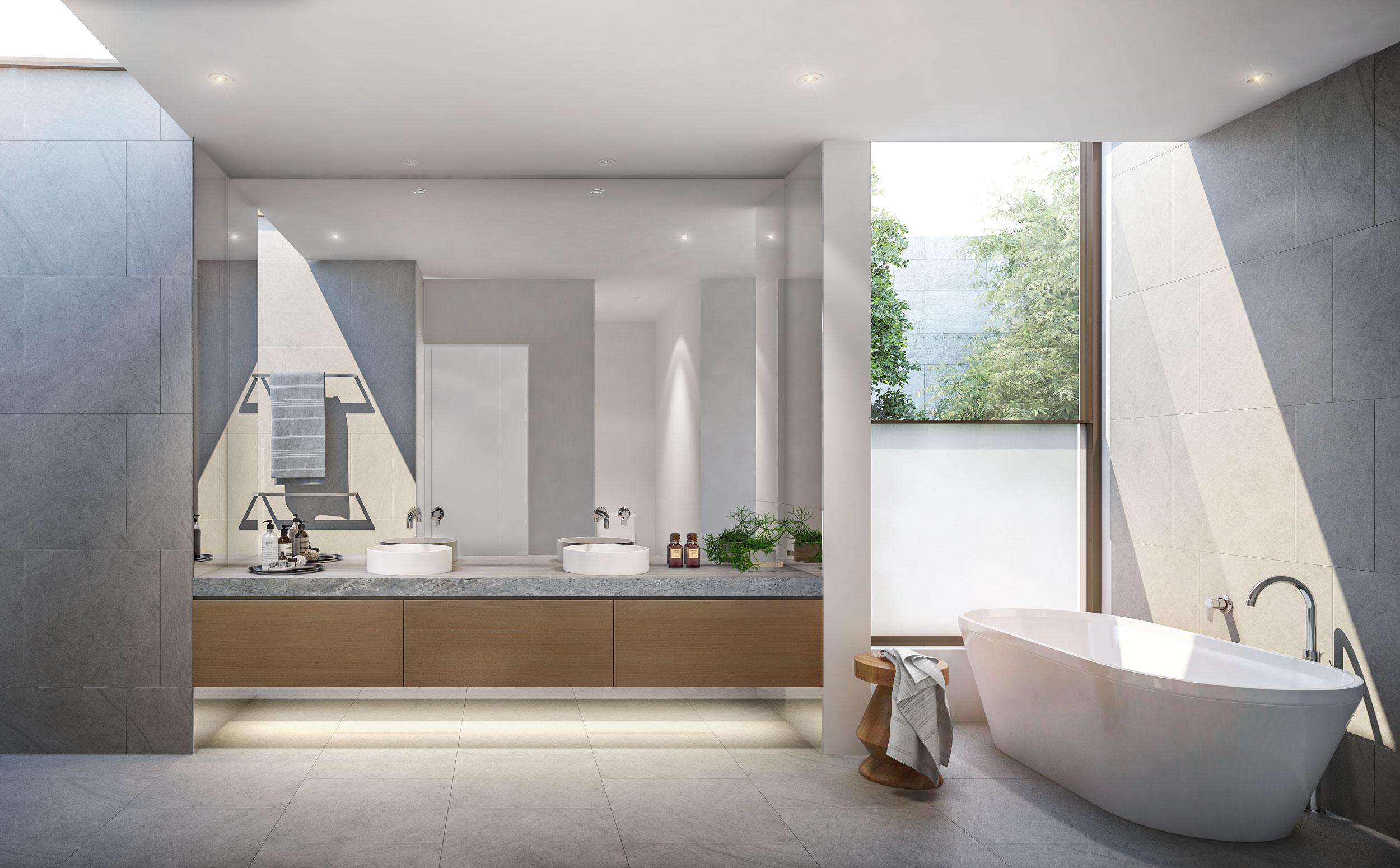 Bathroom Tiles Rockingham rockingham street
