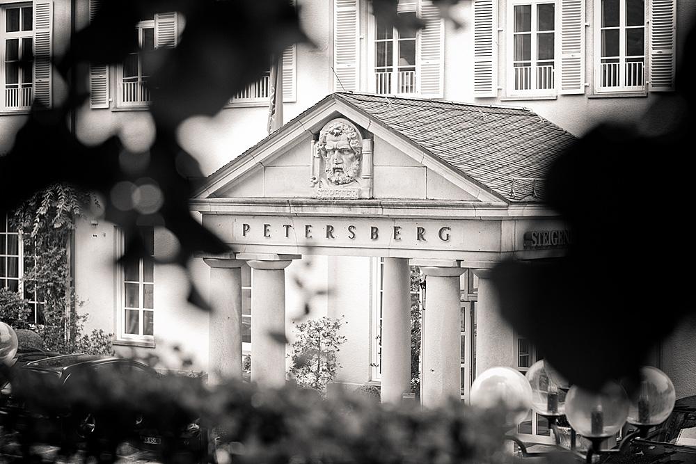 Hochzeit in Königswinter - auf dem Petersberg