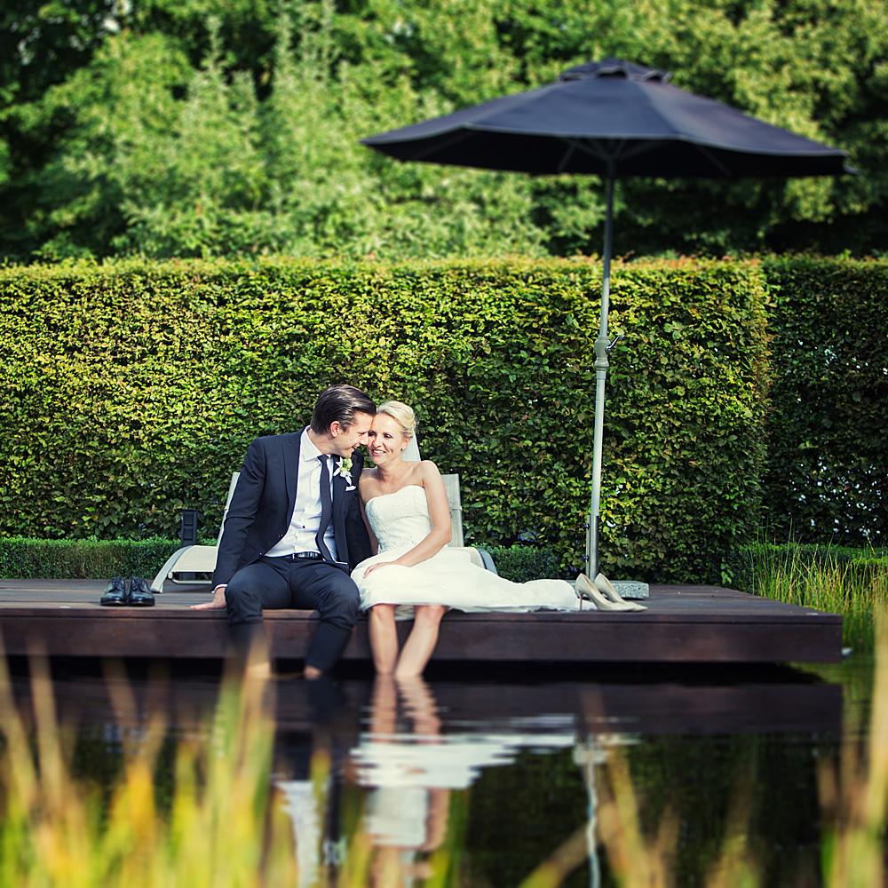 Hochzeit in Krefeld - Elfrather Mühle