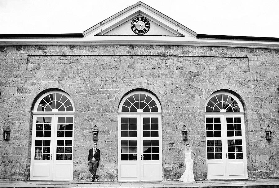 Hochzeit in Bad Driburg - Gräflicher Park
