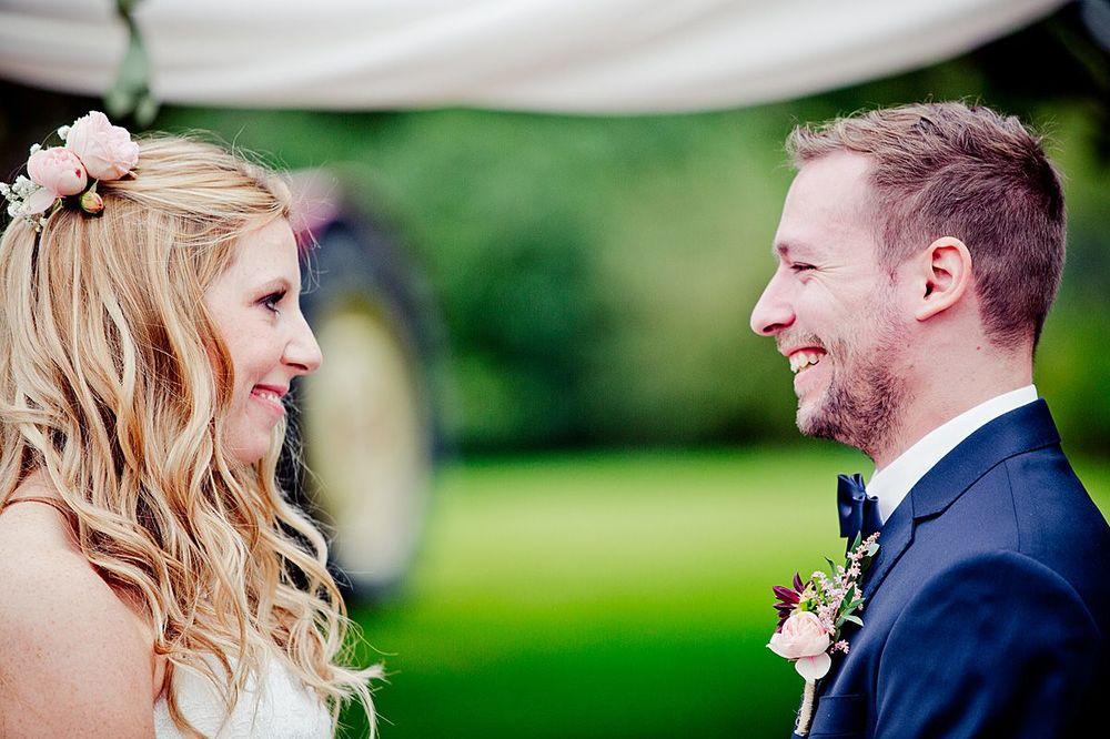 Hochzeit in  Dagobertshausen  - in der  Eventscheune