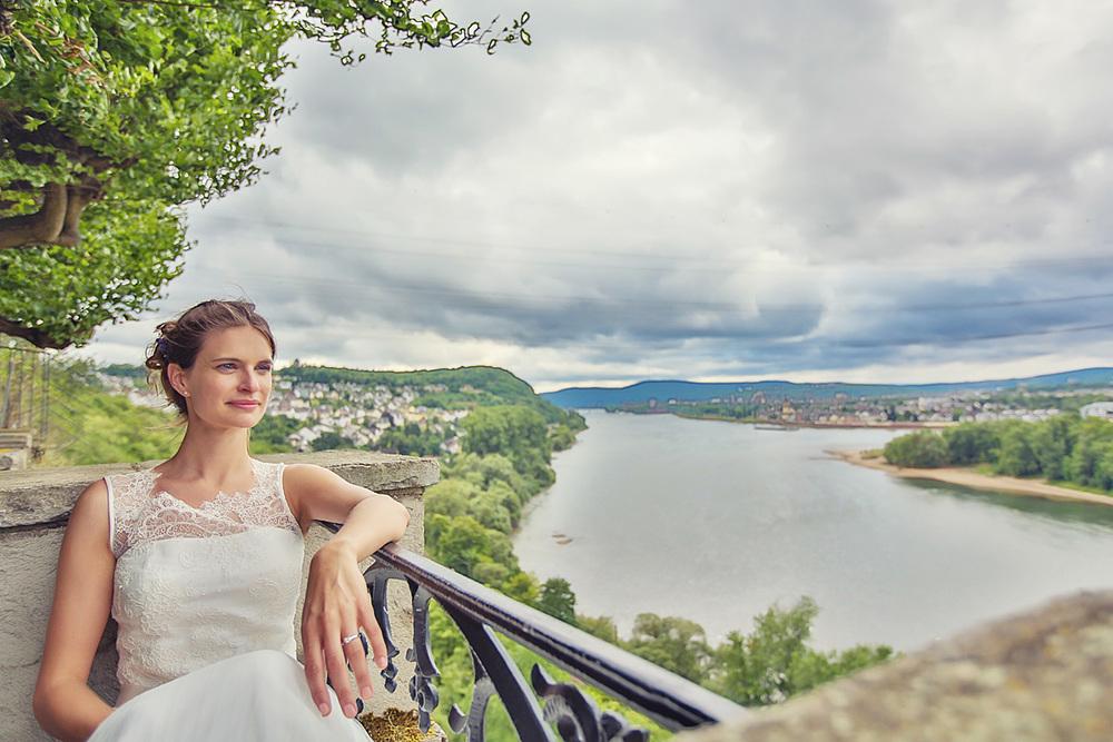 Hochzeit in Koblenz - Klostergut Besselich