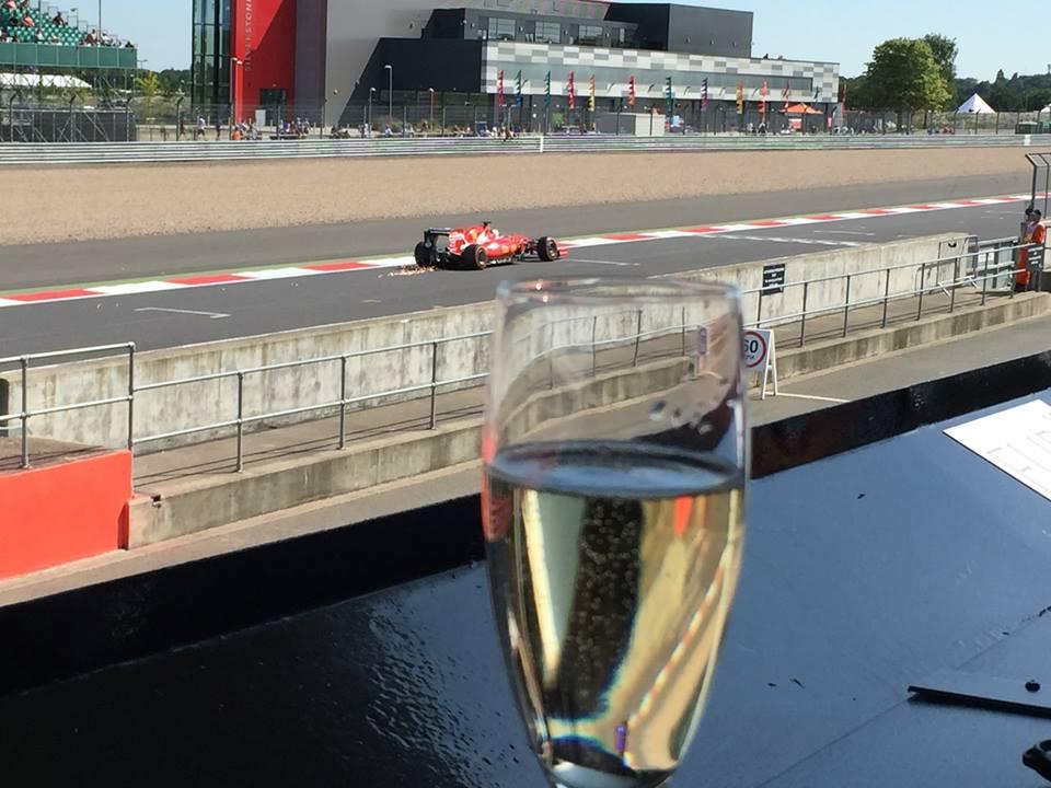 Silverstone Circuit FORMULA 1 BRITISH GRAND PRIX 2016 2015