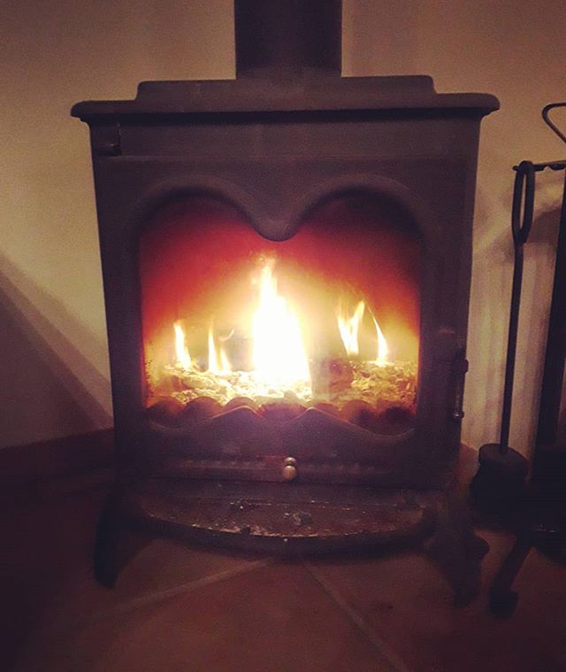 Just one of those days #portugal #winter #rain #storm #fire #home #life #love #warm #woodburner