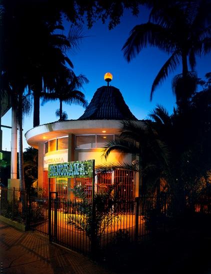 Tswuun-Tswuun Rotunda at 5553 Hollywood Boulevard Original home of the Velaslavasay Panorama 2000-2004 photo credit: Larry Underhill