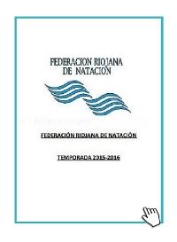 Normativa General de la Federación Riojana de Natación