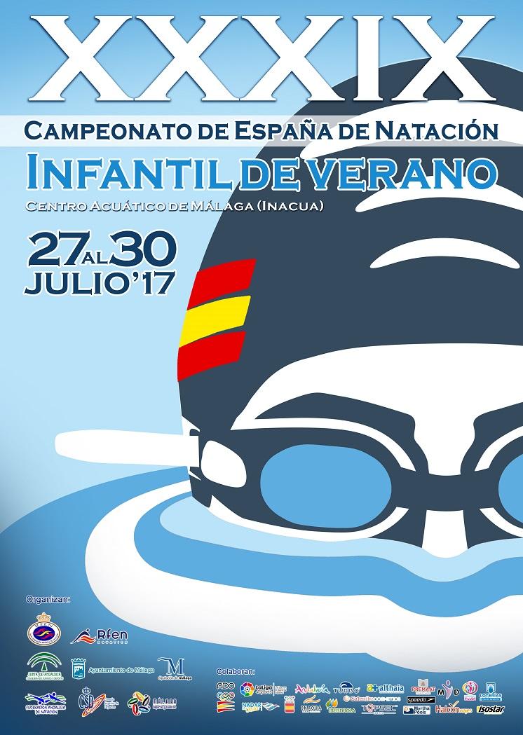 Campeonato de España Infantil Verano 2017