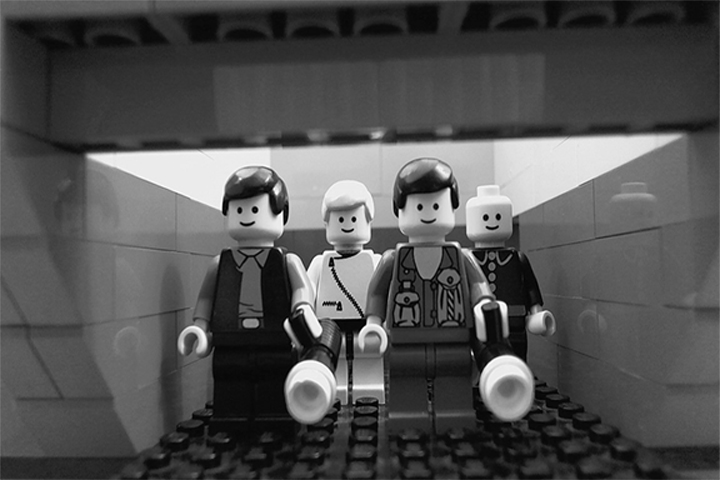 LEGO Coldplay
