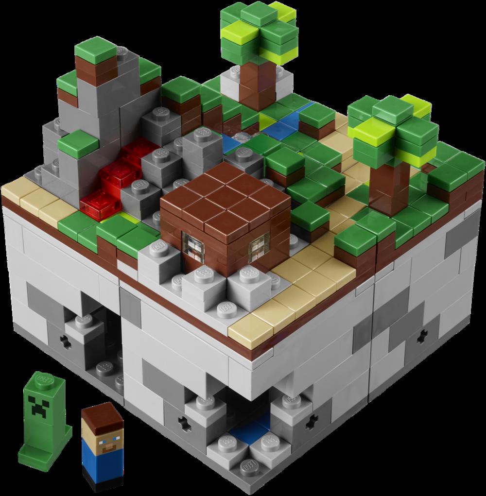 Minecraft Micro World