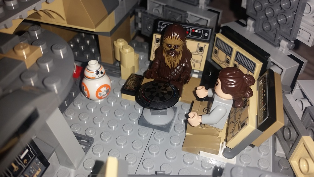 Let the Wookie win!