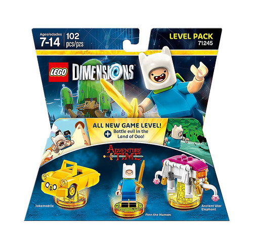 LEGO Adventure Time, coming this year!