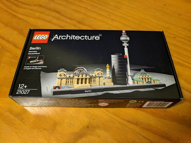 Giving the Berlin architecture set a go! #lego #berlin #architecture #afol #brick #legobrick #toy #toyphoto #minifig #minifigures #legos