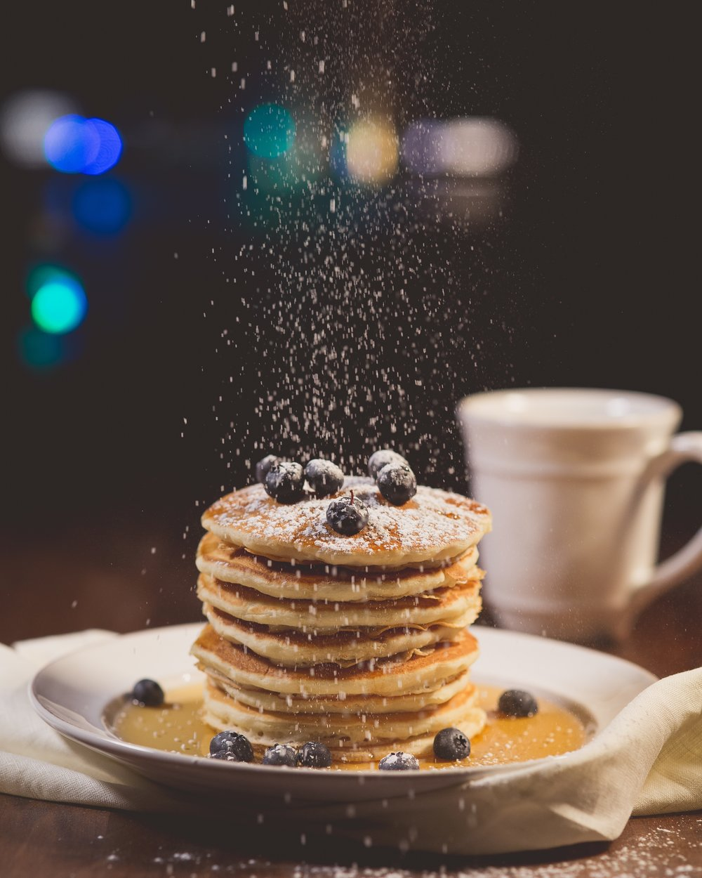 Pancakes may have been eaten in the writing of this article ;) sometimes you need to live a little right?