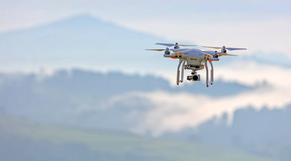 Drone technology is likely to be one that is going to continue to rise
