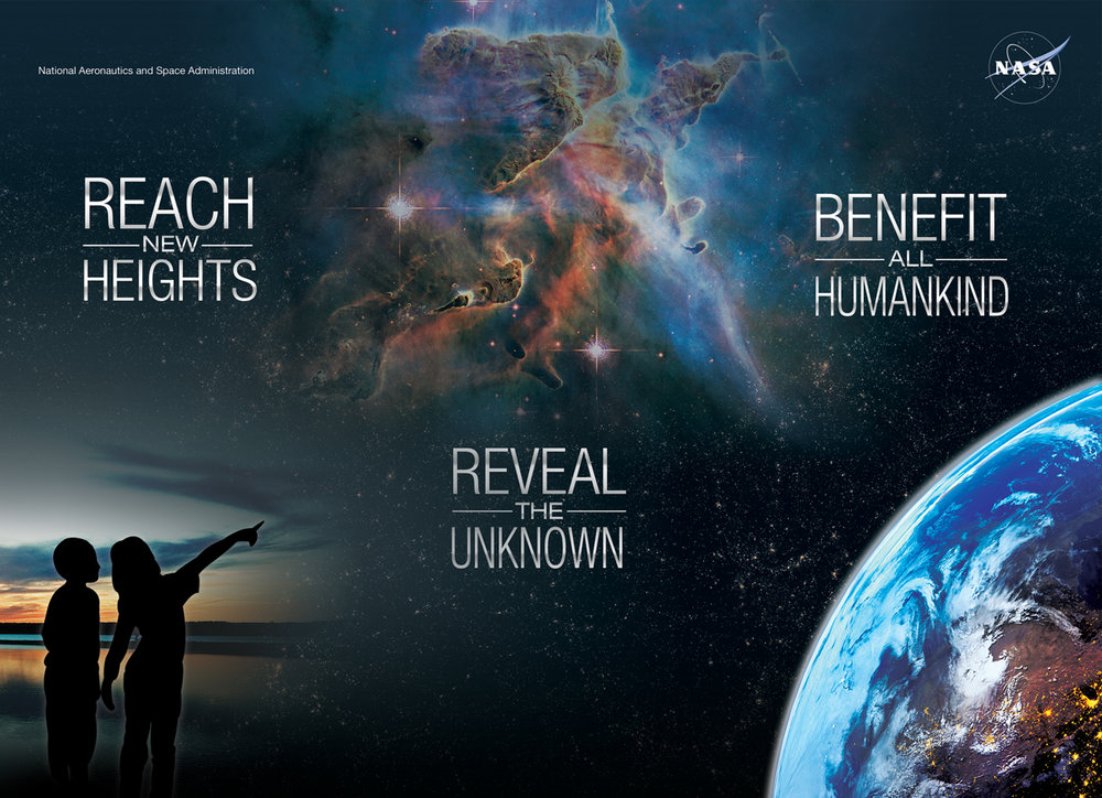 Concept design for agency vision; with execution assistance from Carlyle Webb
