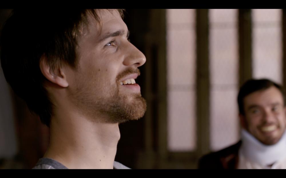 Jack Monaghan as Tom in Loves Lost