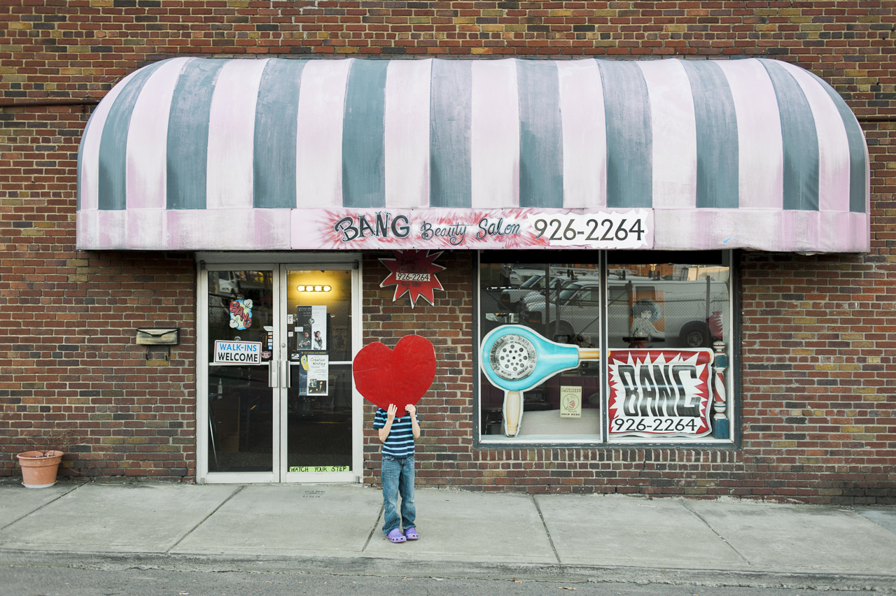 i heart johnson city | BANG! salon