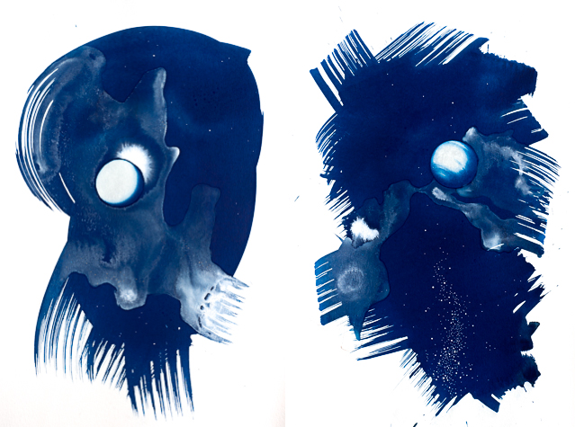 Uranus & Neptune // (c) jocelynmathewes.com