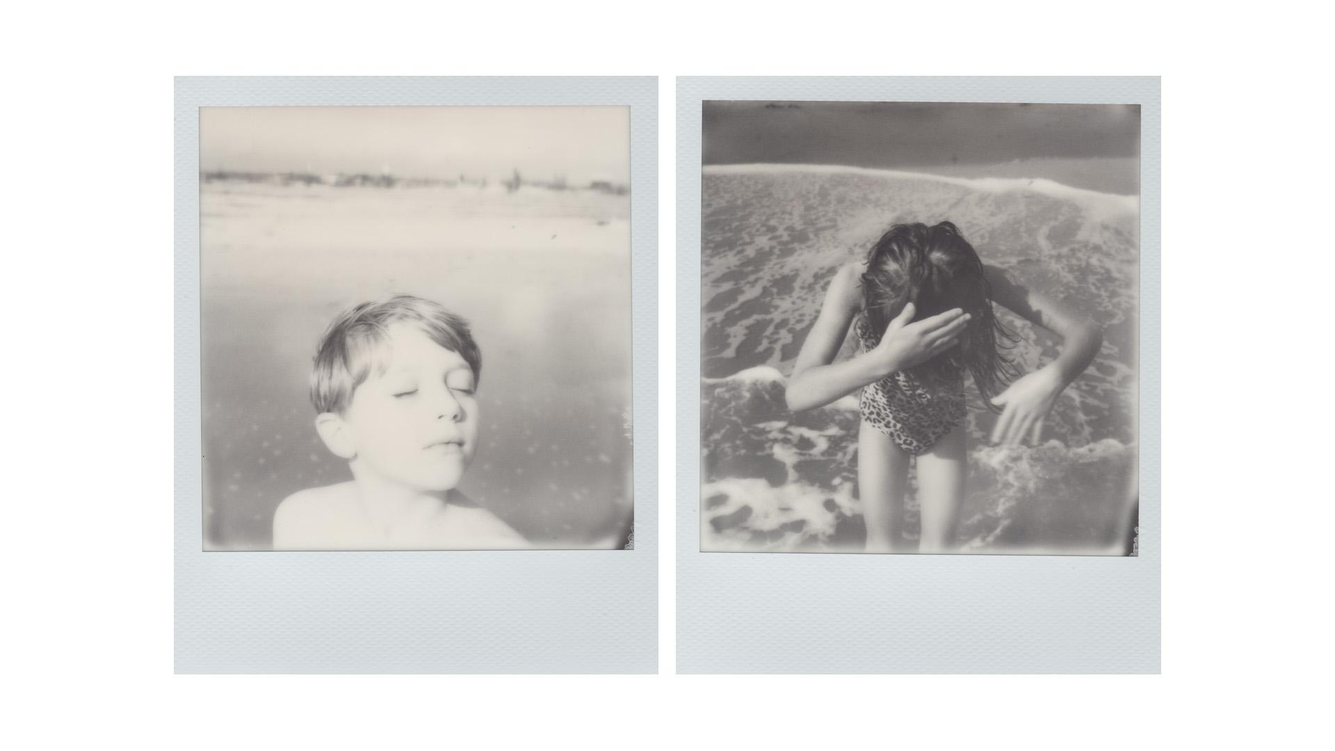 polaroid portraits of my children // (c) jocelynmathewes.com