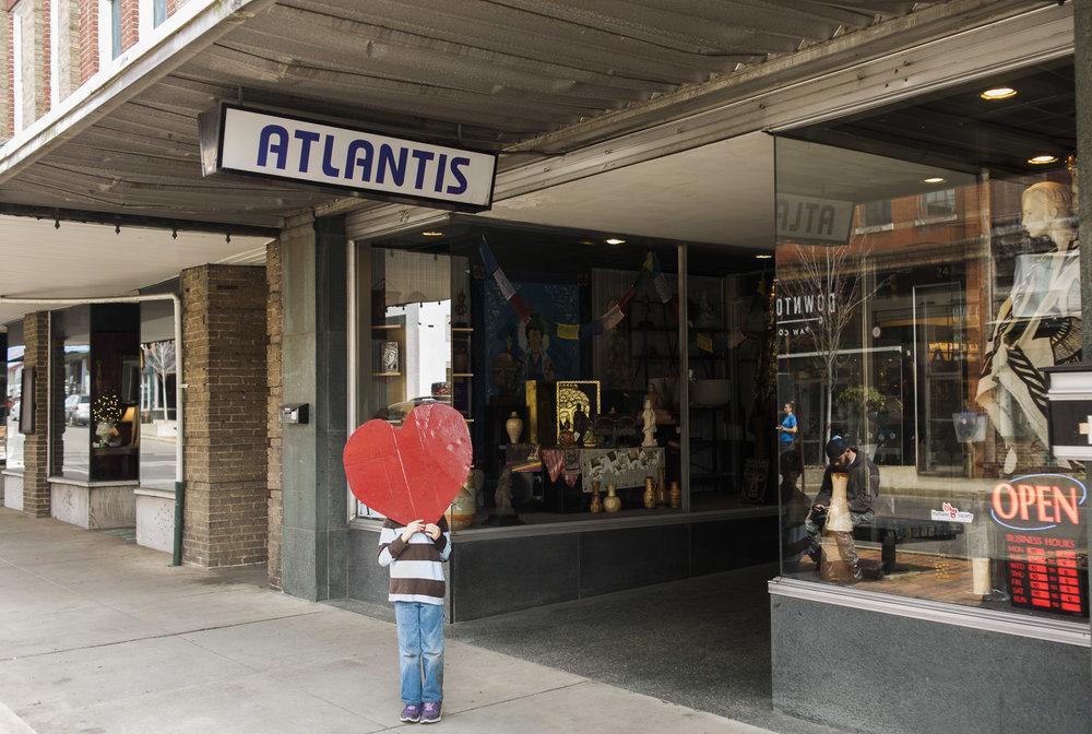 Atlantis johnson city tn