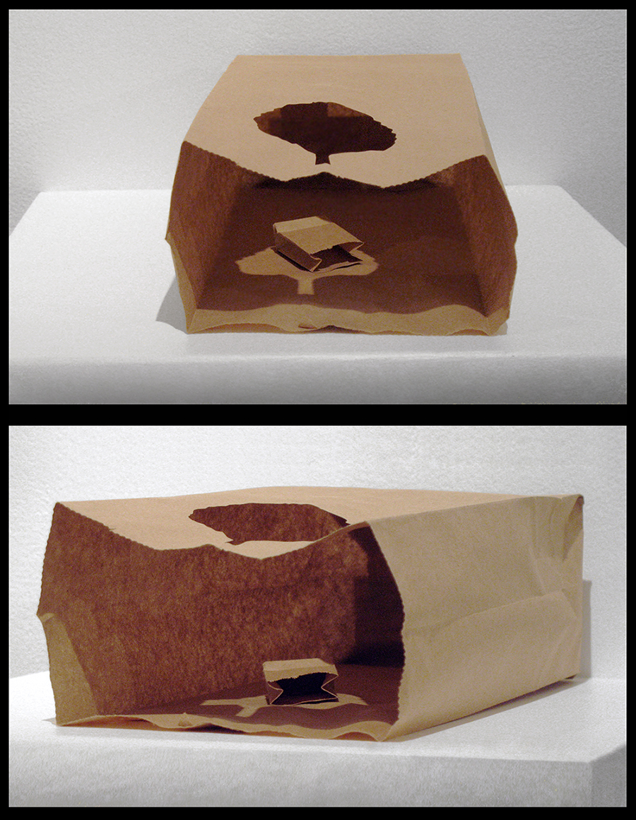 Paper Bag #4, (c) Travis Graves