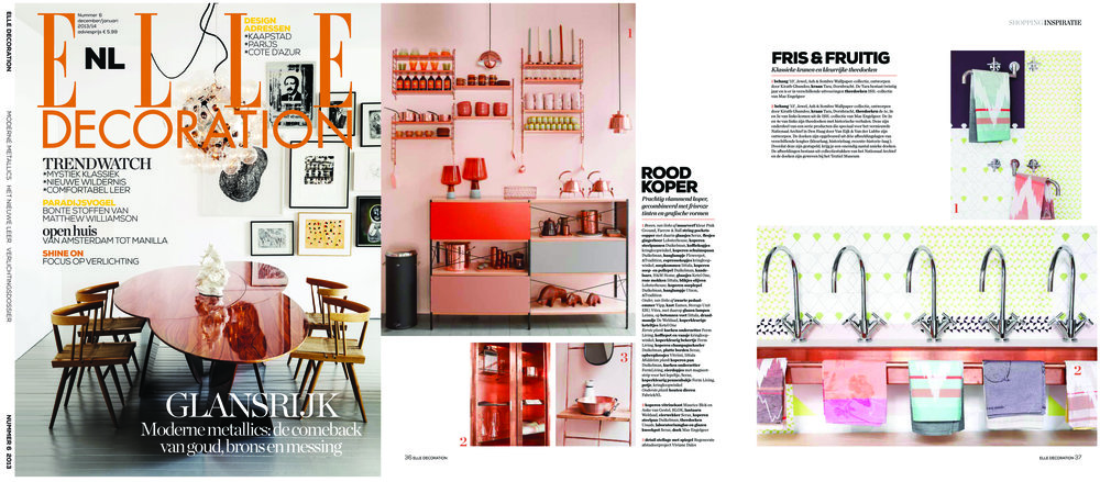 Elle Decoration | Netherlands
