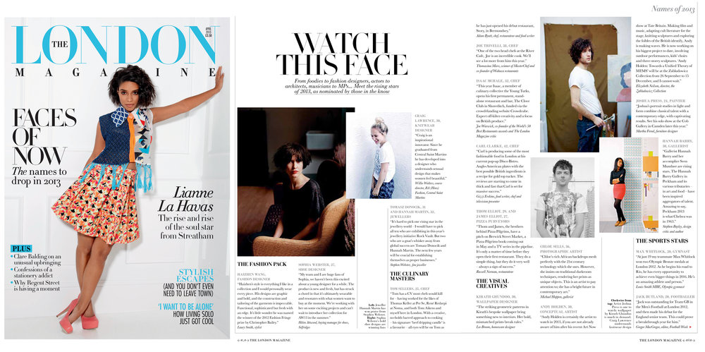 London Magazine   London