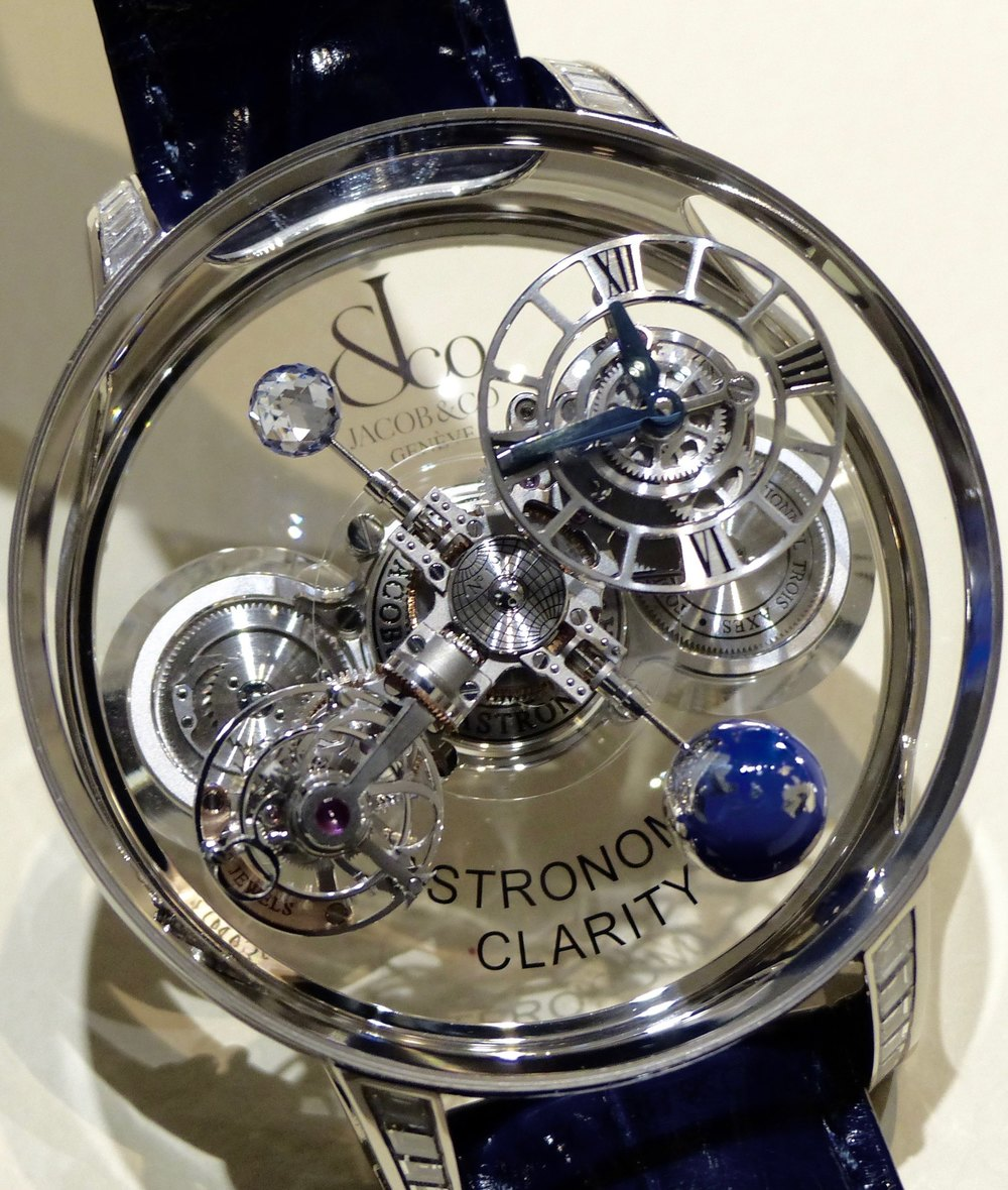 ASTRONOMIA CLARITY 18K White Gold