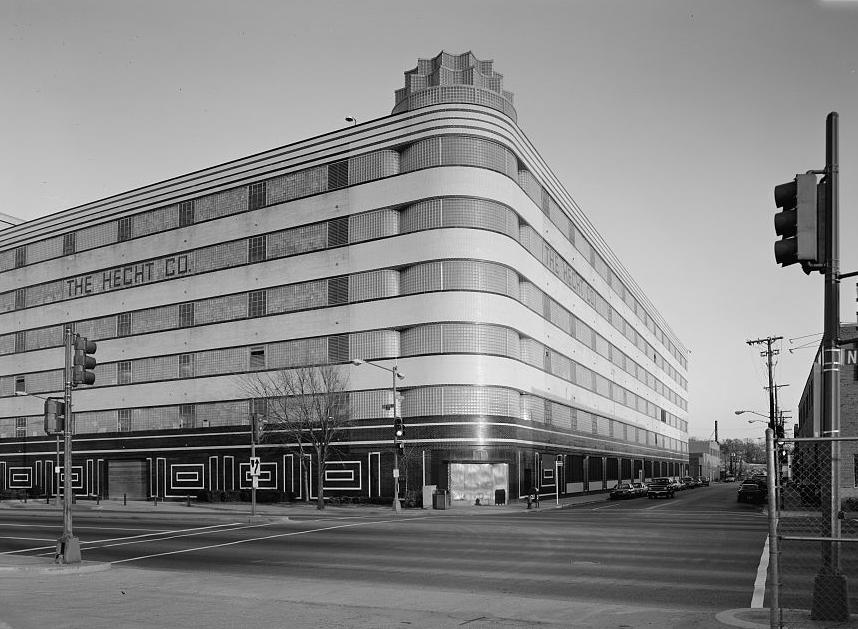 Streamline Moderne design