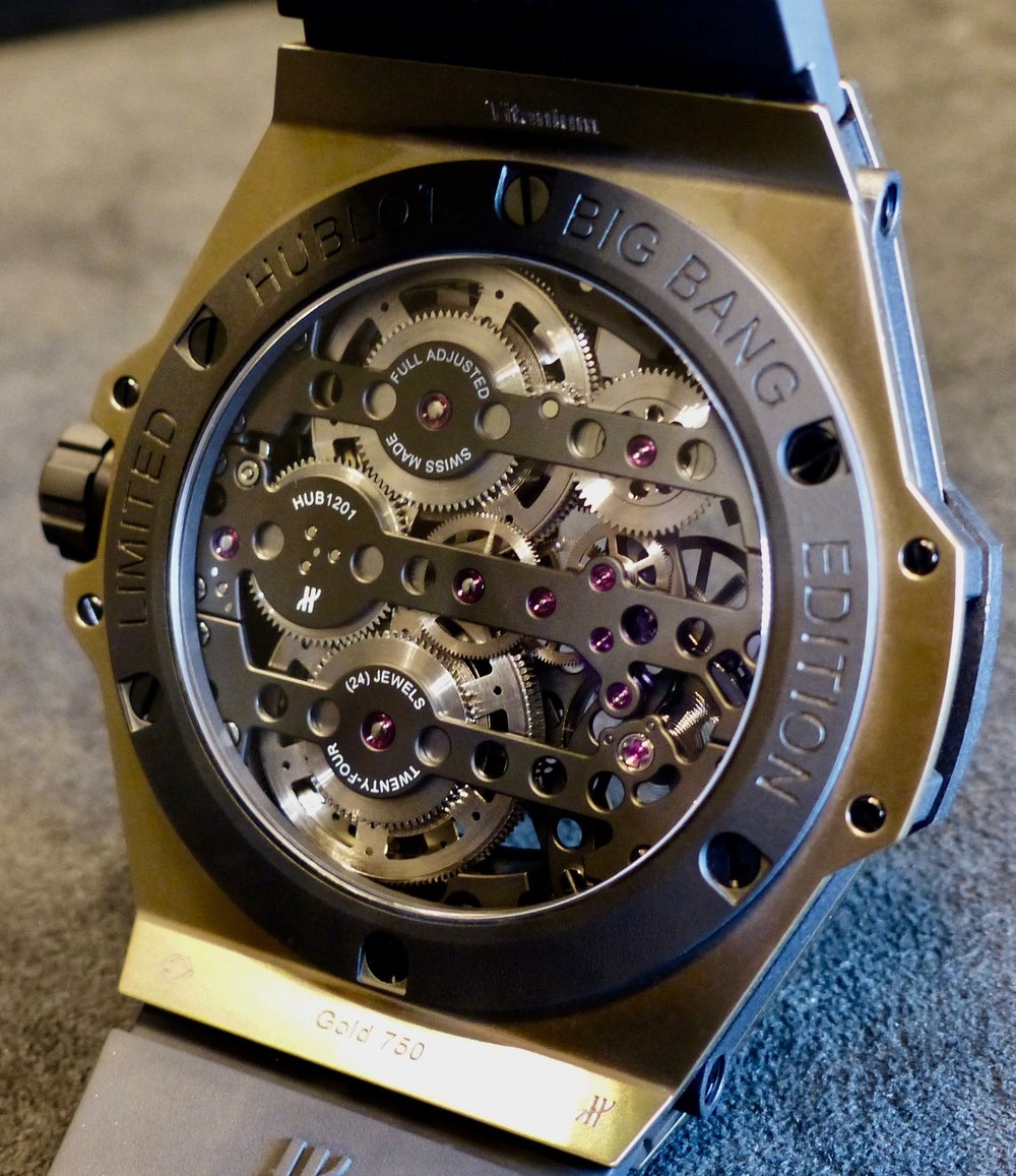 BIG BANG MECA-10 Magic Gold