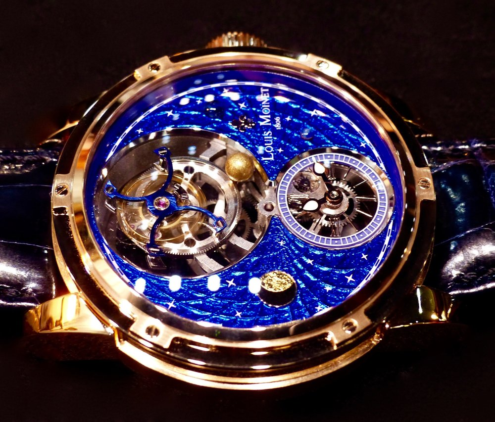 LOUIS MOINET / SPACE MYSTERY
