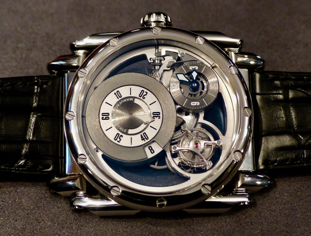 MANUFACTURE ROYALE / ANDROGYNE ADN