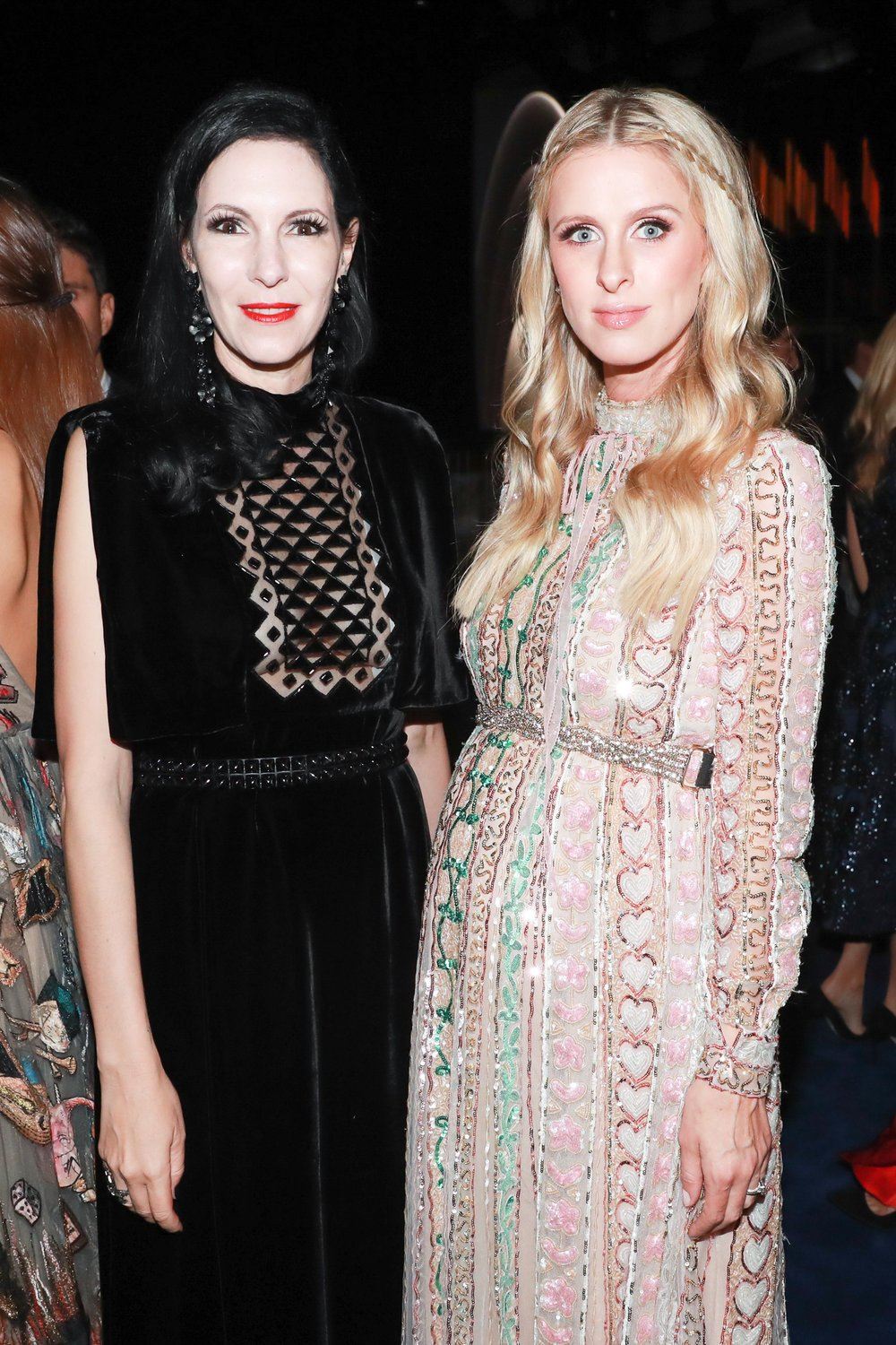 "Resonances de Cartier-Gala Dinner-Cocktails (Jill Kargman, Nicky Hilton Rothschild)"".jpg"
