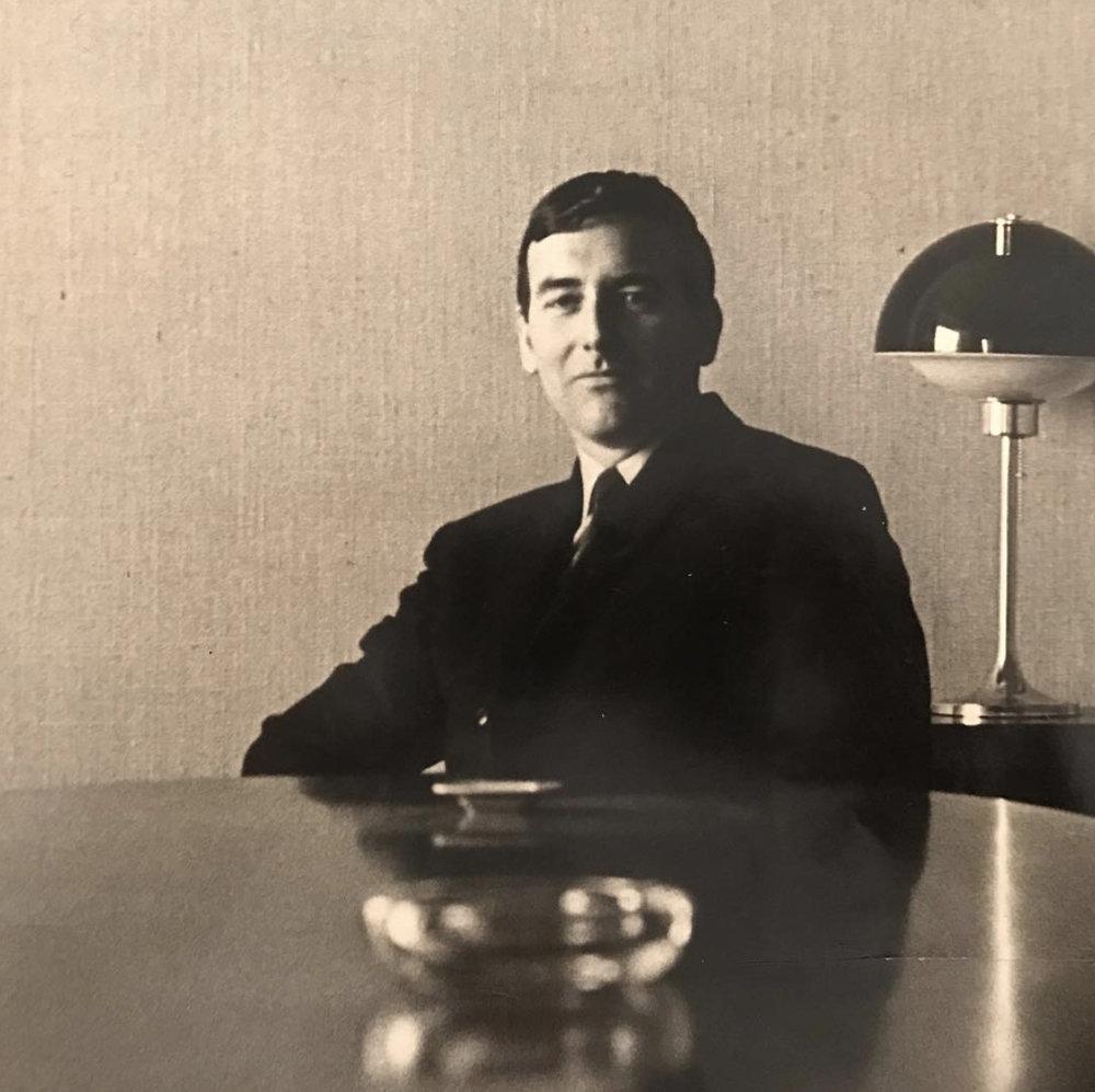 John M. Harrison 1931-2016