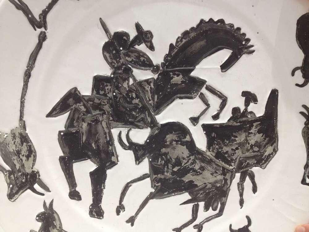 La tauromachie pour Picasso