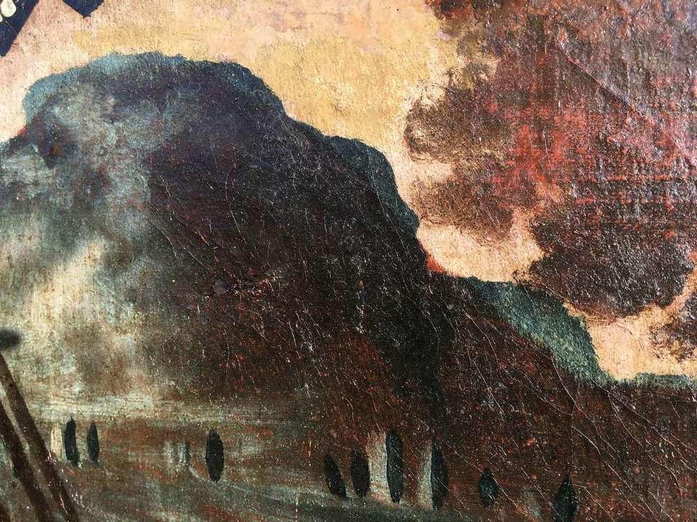 toile-peinture-iran-danseuse-restauration-art-pictural-ancien-19e-restaurarte-reparation.jpg