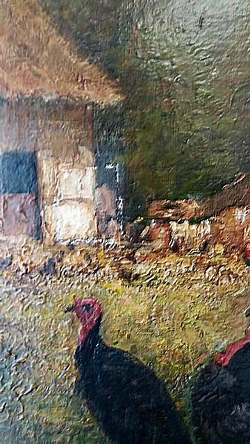 peinture huile nettoyagejpg - Nettoyer Une Peinture A L Huile Encrassee