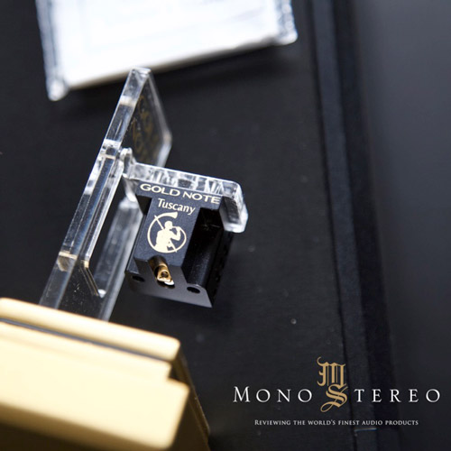 Mono&Stereo review of Tuscany Gold