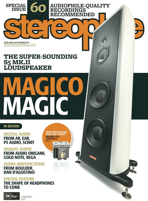 Tuscany Gold | Stereophile