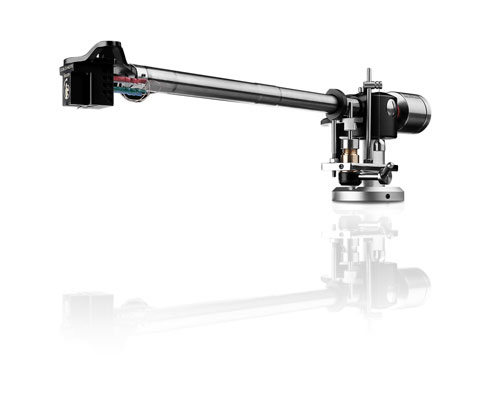 B-7 Ceramic - Upgraded tonearm: Titanium & Ceramic